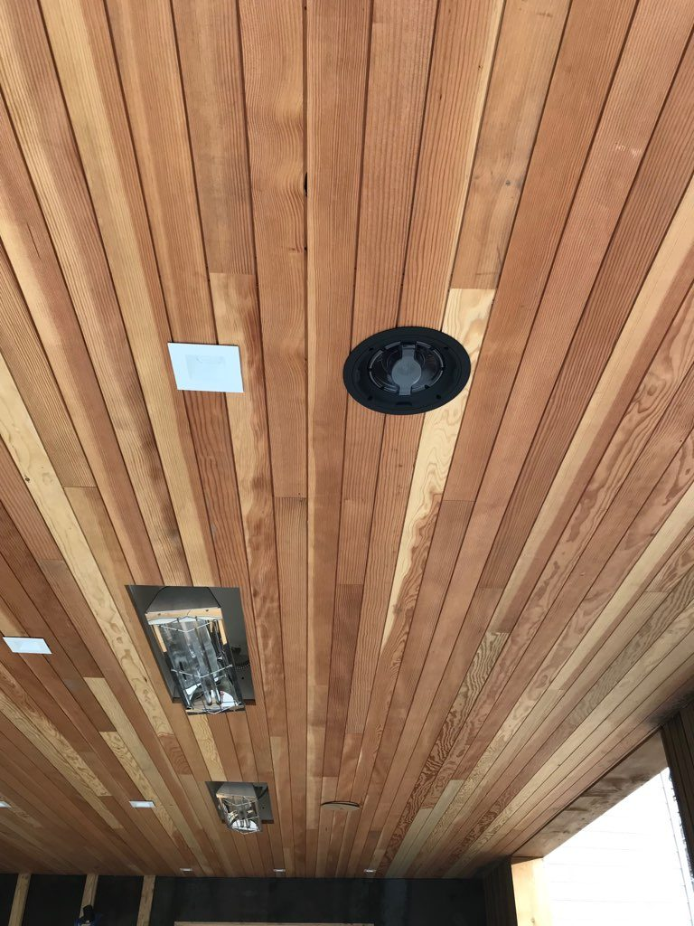 Speaker Install